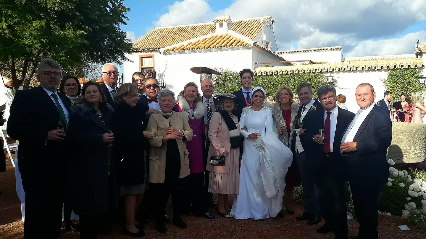 Fotos bodas, novias, enlaces, enlaces en Cabra de Córdoba